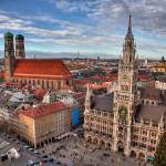 """Marienplatz"" by ShirleyRadabaugh"