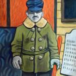 """Inhabitant of Manville"" by Holewinski"