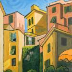 """Cinque Terra Morning"" by Holewinski"