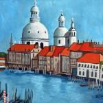 """Canal Grande Venice"" by Holewinski"