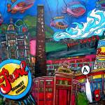 """""""F.I.S.H. At Pearl Brewery"""" by artbypatti"""