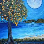 """The Mango Tree"" by artbypatti"