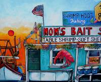 Mom's Bait Shop