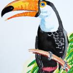 """toucan"" by onepepinillo"