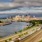 """St. Paul in the Morning"" by GregLundgrenPhotography"