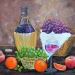 """fruit and wine FA"" by ArtSamadhi"