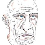 """Mike Ehrmantraut"" by Polylerus"