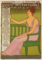 Reproduction of a poster advertising the Georges P