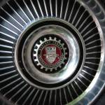 """Vintage Cougar Hubcap"" by Exedra"