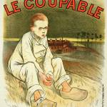 """Reproduction of a poster advertising the novel Le"" by fineartmasters"