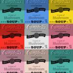 """Campbells Soup Mushrooms"" by lensnation"