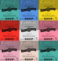 Campbells Soup Mushrooms