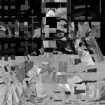 """""""Collage #12bw – Destroy alignments"""" by cricchio"""