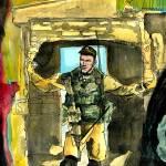 """Sergeant Robertson"" by SmithStudios"