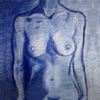 Nude Torso Female Art Prints & Posters by Paul Hood