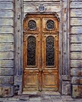 Parisian Door No. 15