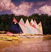 Six Sail Boats and Kayaks Jamaica