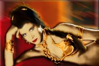 Princess Leia Star Wars Return of the Jedi 2
