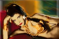 Princess Leia Star Wars Return of the Jedi 1
