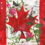 """Canadian Flag"" by schulmanart"