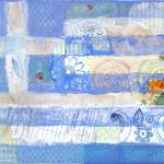 """Greek Flag"" by schulmanart"