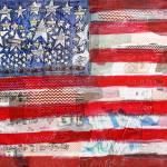 """""""American flag"""" by schulmanart"""