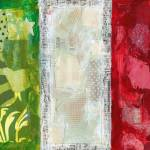 """Italian Flag"" by schulmanart"
