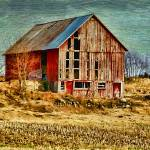 """Rural Rustic Vermont Scene"" by DBenoit"