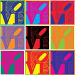 """LOVE Warhol"" by lensnation"