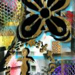 """ABUNDANCE - adinkra"" by everettsart"