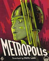 Movie Poster for Metropolis