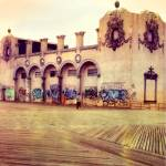 """Coney Island-Old Restaurant"" by joegemignani"