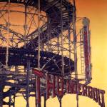 """""""Coney Island AbandonedThunderbolt"""" by joegemignani"""