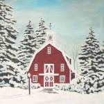 """Red Barn"" by BrandyHouse"