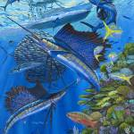 """Sailfish Reef"" by Bluemarlin"