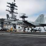 """""""USS Nimitz (CVN-68) DN-SD-07-11728"""" by iShip"""