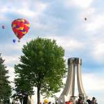 """""""Balloons and  Memorials"""" by ralphnelsen"""
