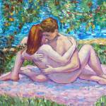 """Summer Love - Alla Gerzon"" by artsalsa"