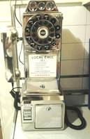 1957 Pay Phone