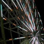 """Ferris Wheel at Night"" by angusmcnitt"