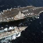 """USS Ronald Reagan (CVN-76) DN-SD-07-04577"" by iShip"