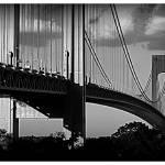 """Verazzano Narrows Bridge"" by JamesHanlon"