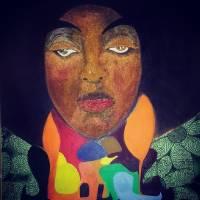 woman Art Prints & Posters by Kadiko *