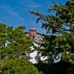 """Yaquina Bay Lighthouse"" by memoriesoflove"