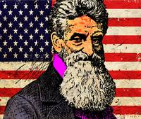 JOHN BROWN-STARS AND STRIPES