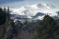 Mount Evans Winter Wilderness