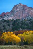 Autumn in Garden of the Gods