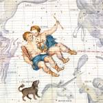 """Constellation of Gemini with Canis Minor"" by fineartmasters"