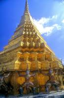 Golden Pagoda, Glorious Sunshine