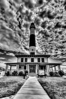 Historic Absecon Lighthouse  BW